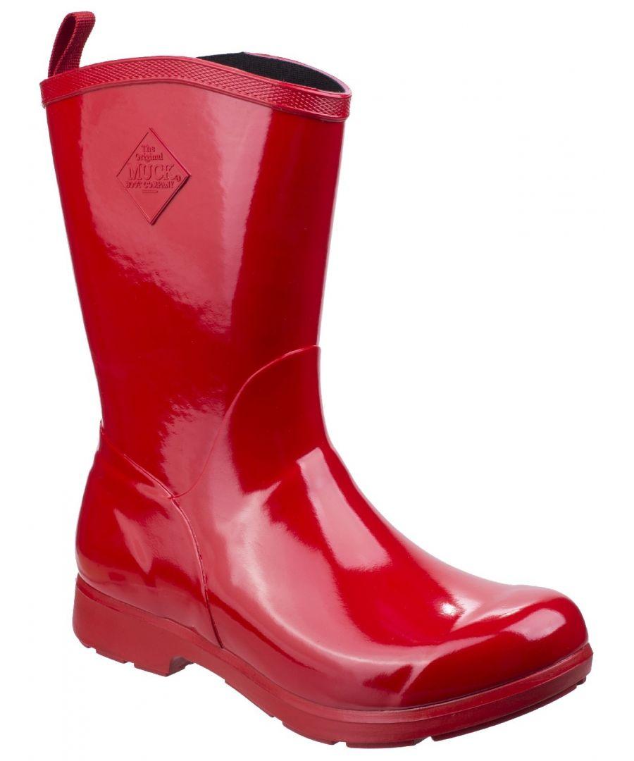 Image for Bergen Mid Lightweight Rain Boot