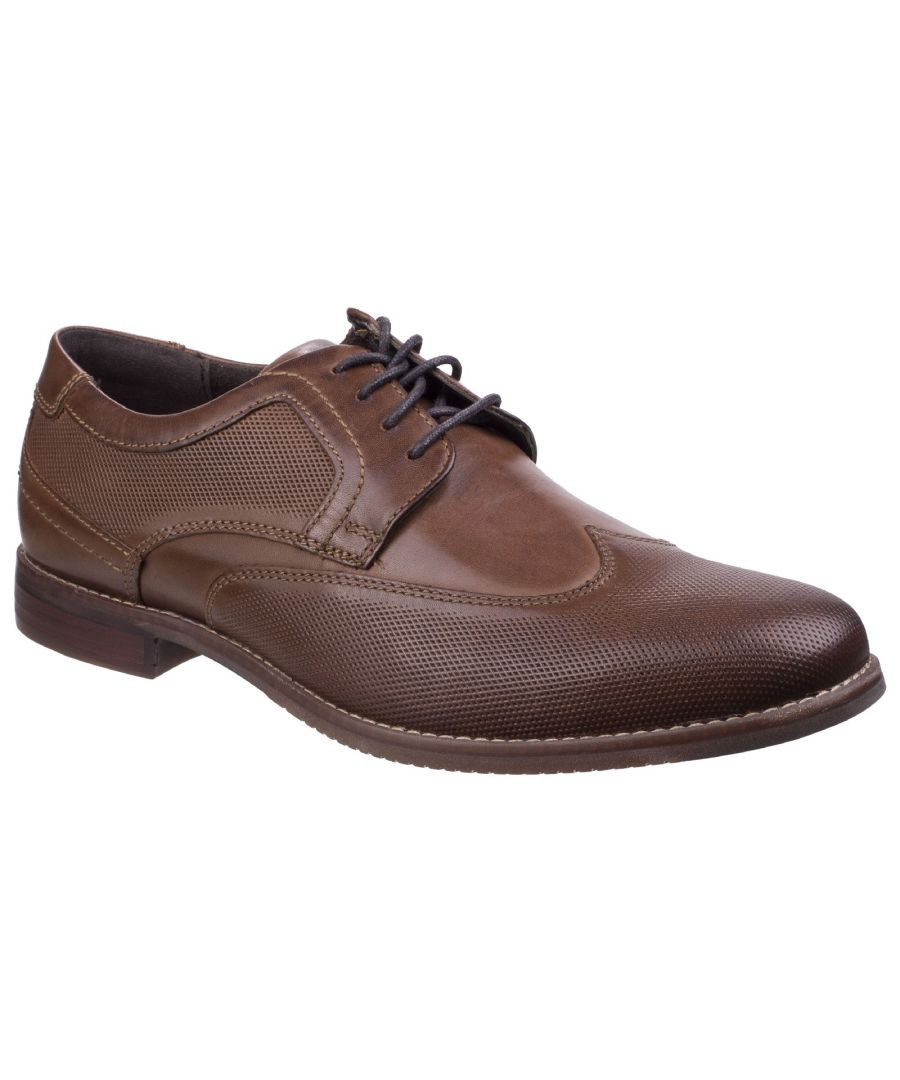 Image for Style Purpose Perf Wingtip Lace Up Shoe