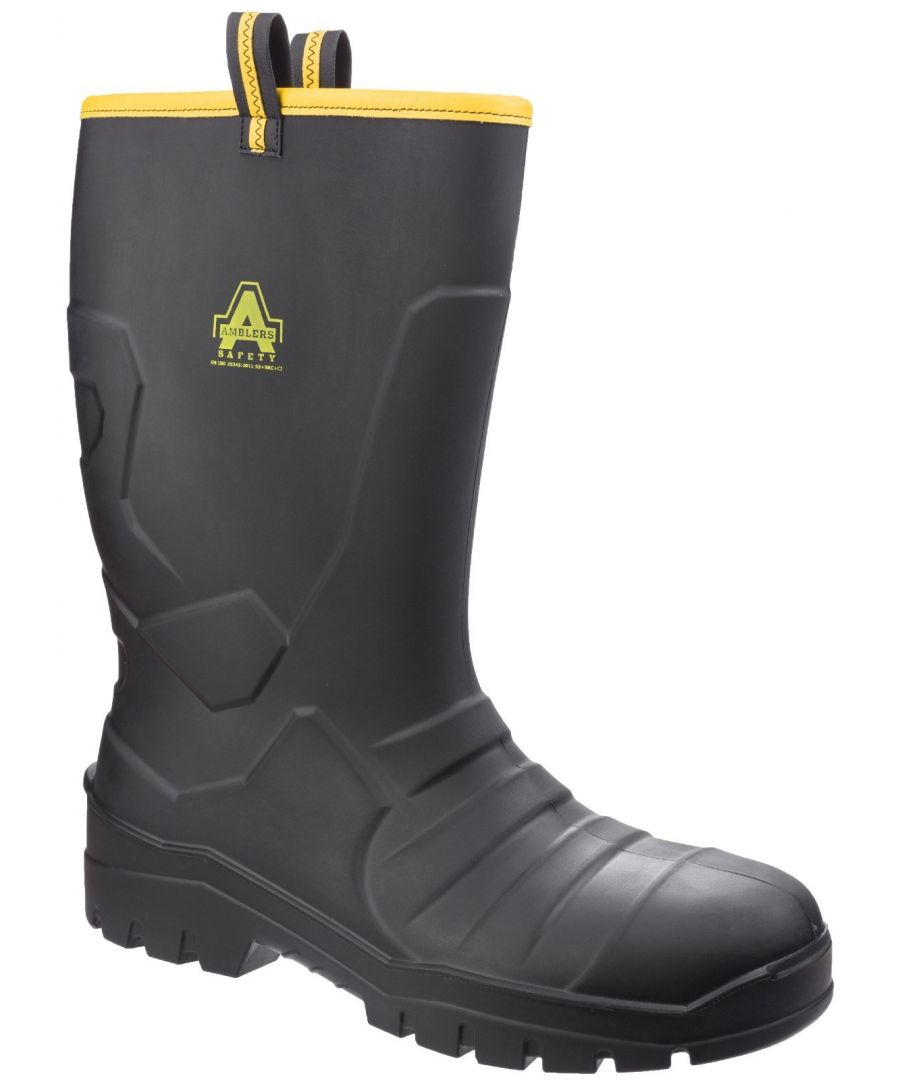 Image for AS1008 Full Safety Rigger Boot