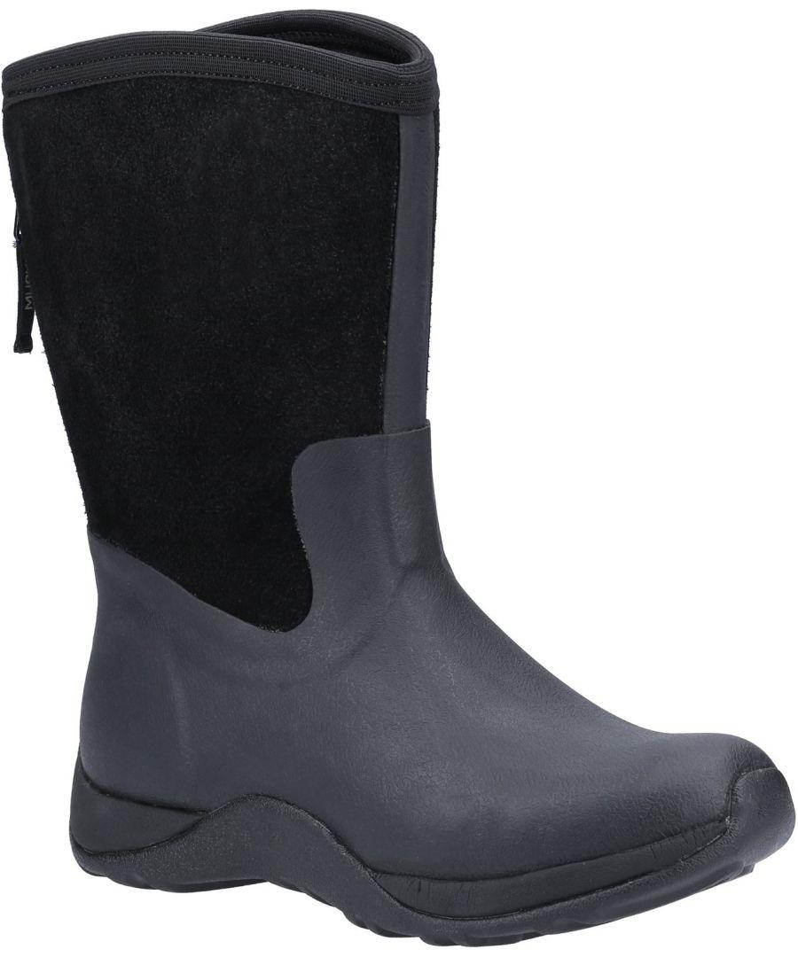 Image for Arctic Weekend Zip Suede Boot