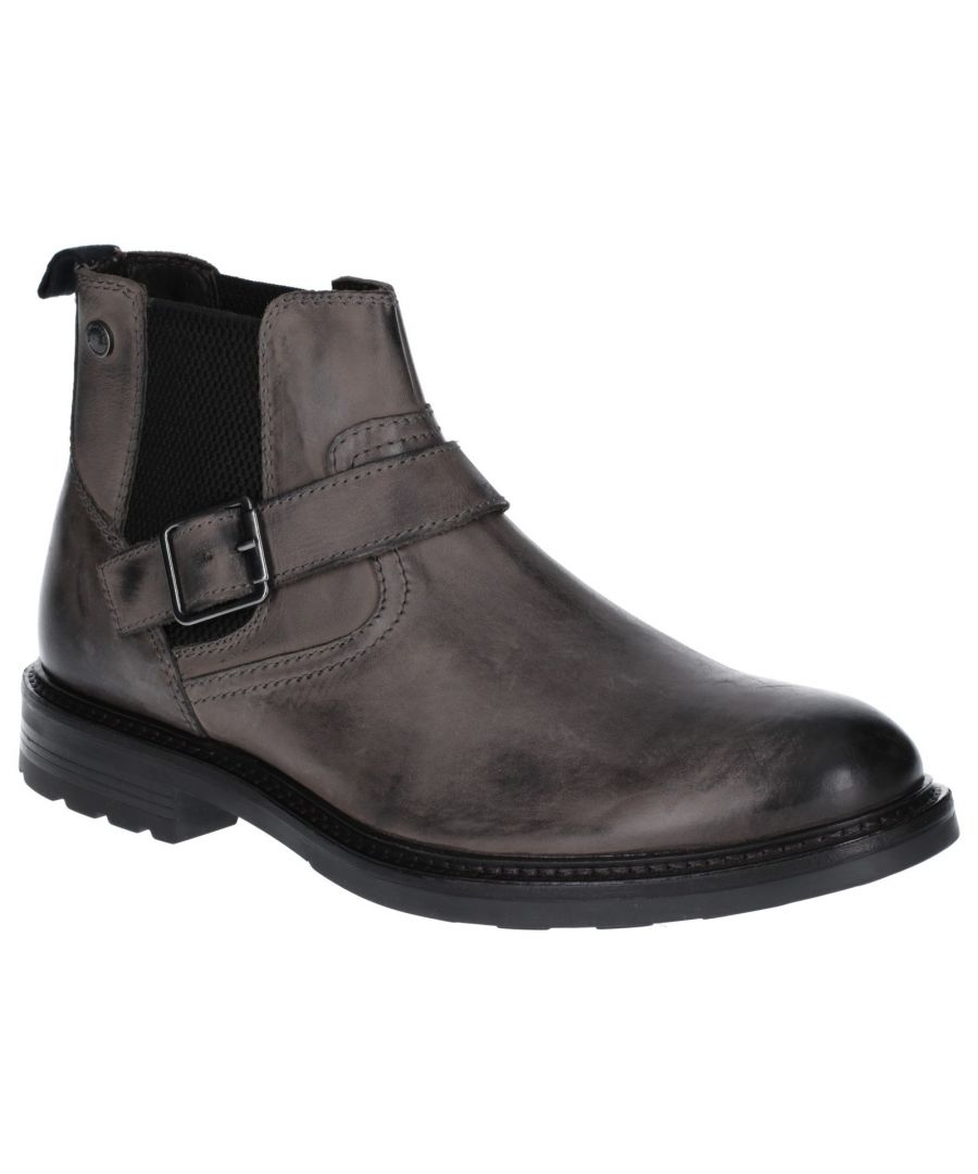 Image for Morrow Burnished Chelsea Boot