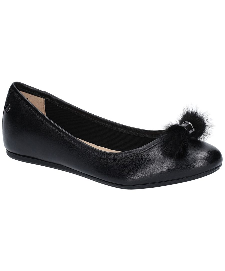 Image for Heather Puff Ballet Shoe