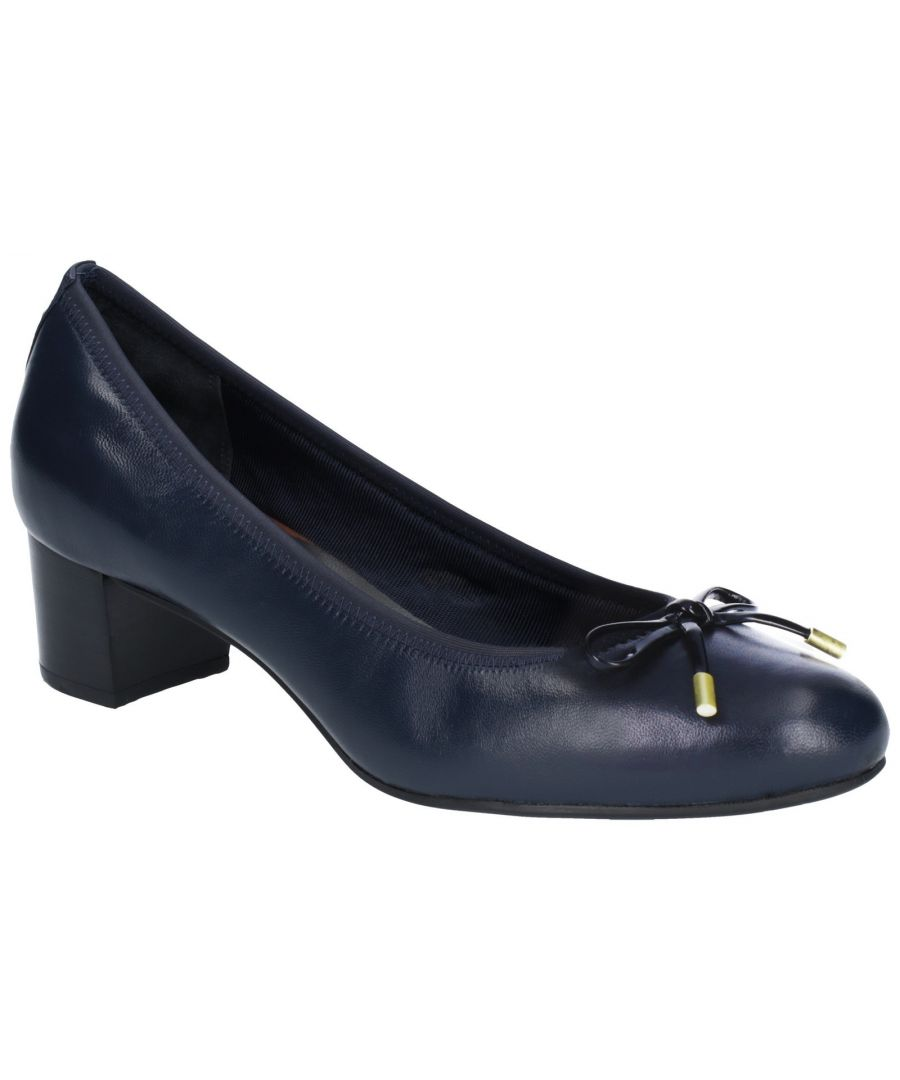 Image for Total Motion Gitty Luxe Bow Shoe