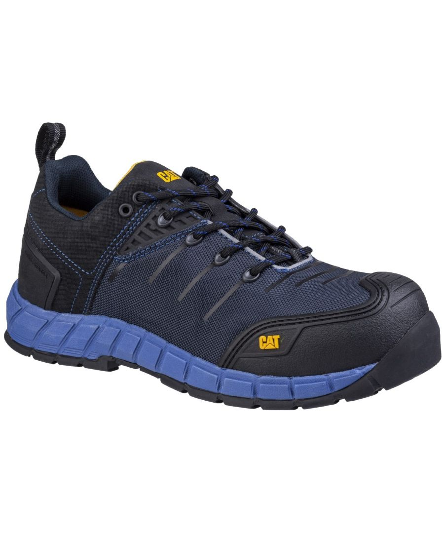 Image for Byway Lace Up Safety Trainer