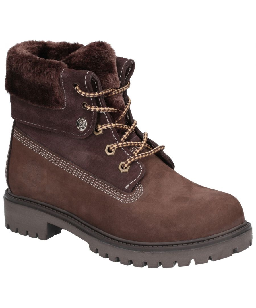 Image for Walnut II Lace Up Boot