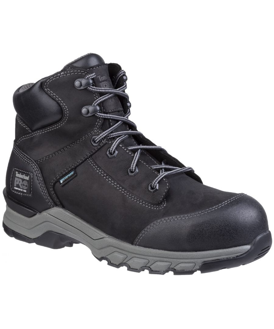 Image for Hypercharge Lace Up Safety Boot