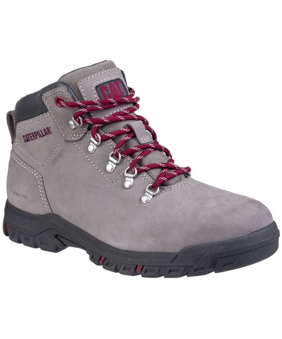 Image for Mae Lace Up Safety Boot
