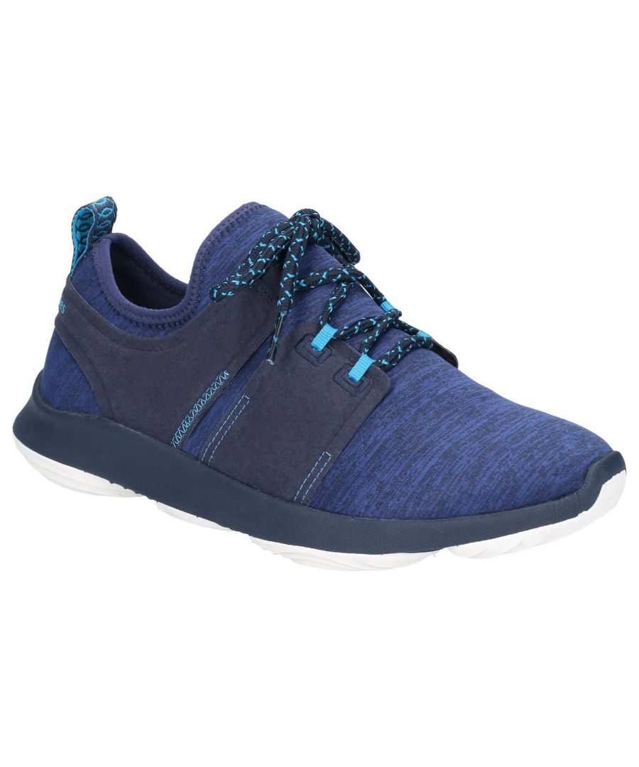 Image for Geo BounceMax Lace Up Trainer
