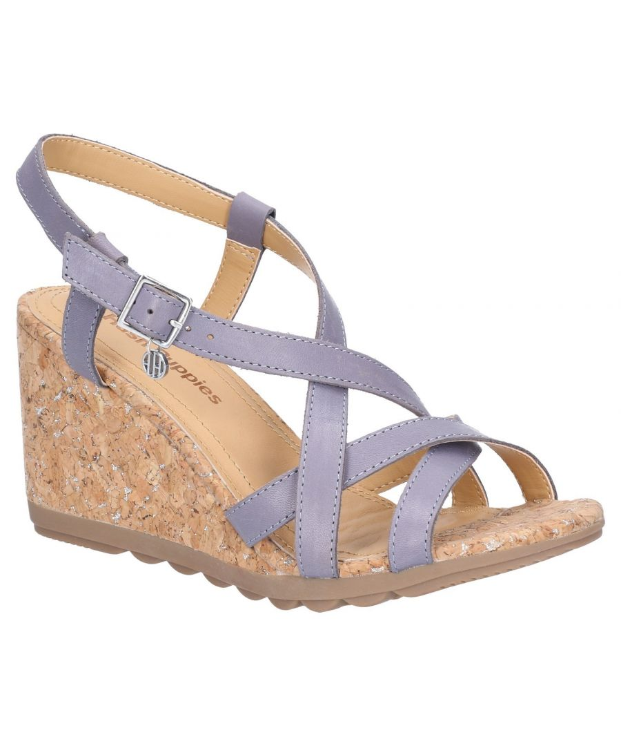 Image for Pekingese Strappy Buckle Sandal