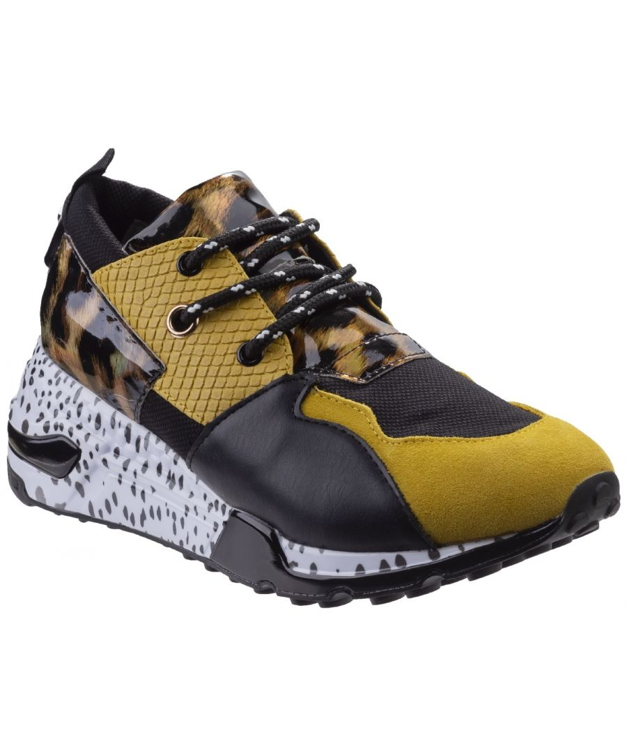 Image for Cliff Lace Up Trainer