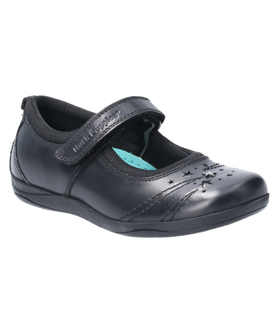 Image for Amber Junior School Shoe