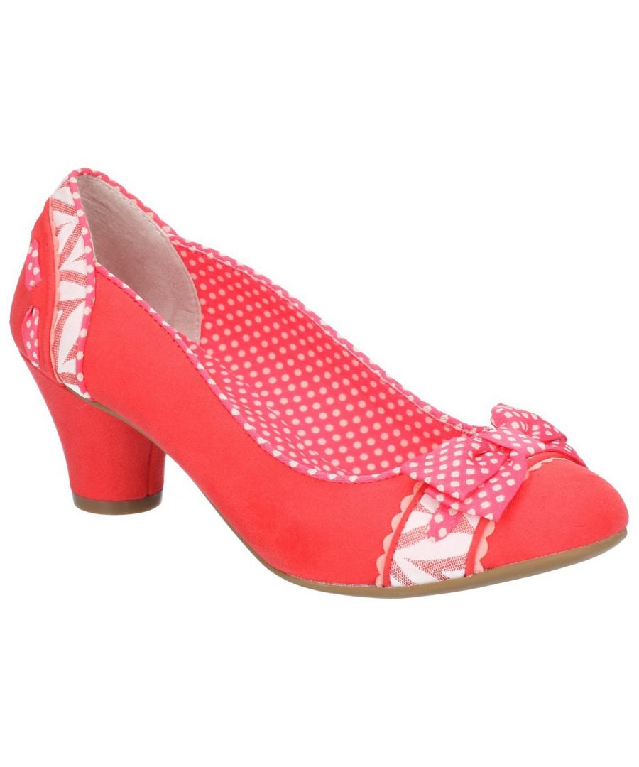 Image for Hayley Low Heeled Slip On Court Shoe
