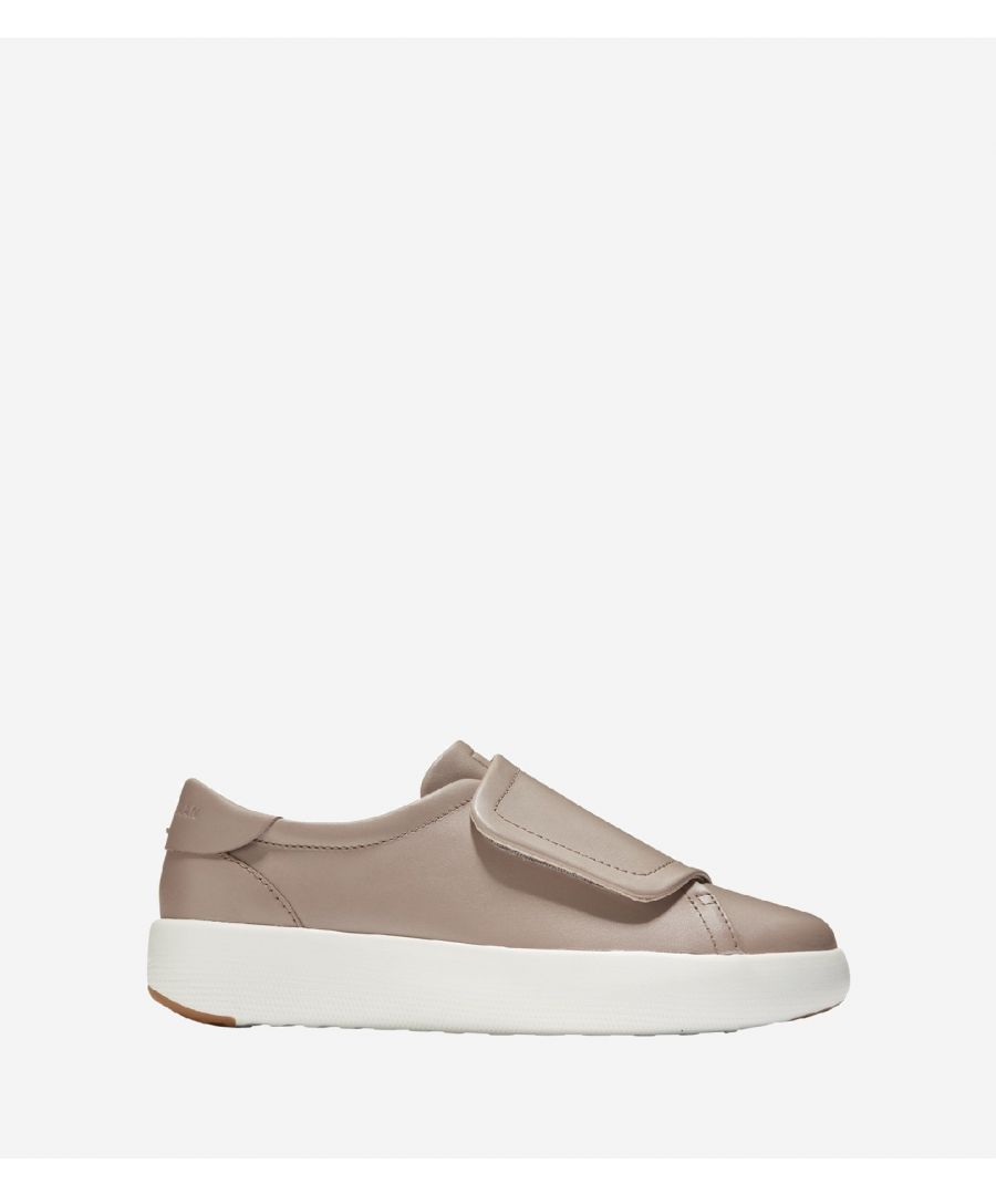 Image for Grandpro Tennis Flatform Monk Touch Fastening Shoe