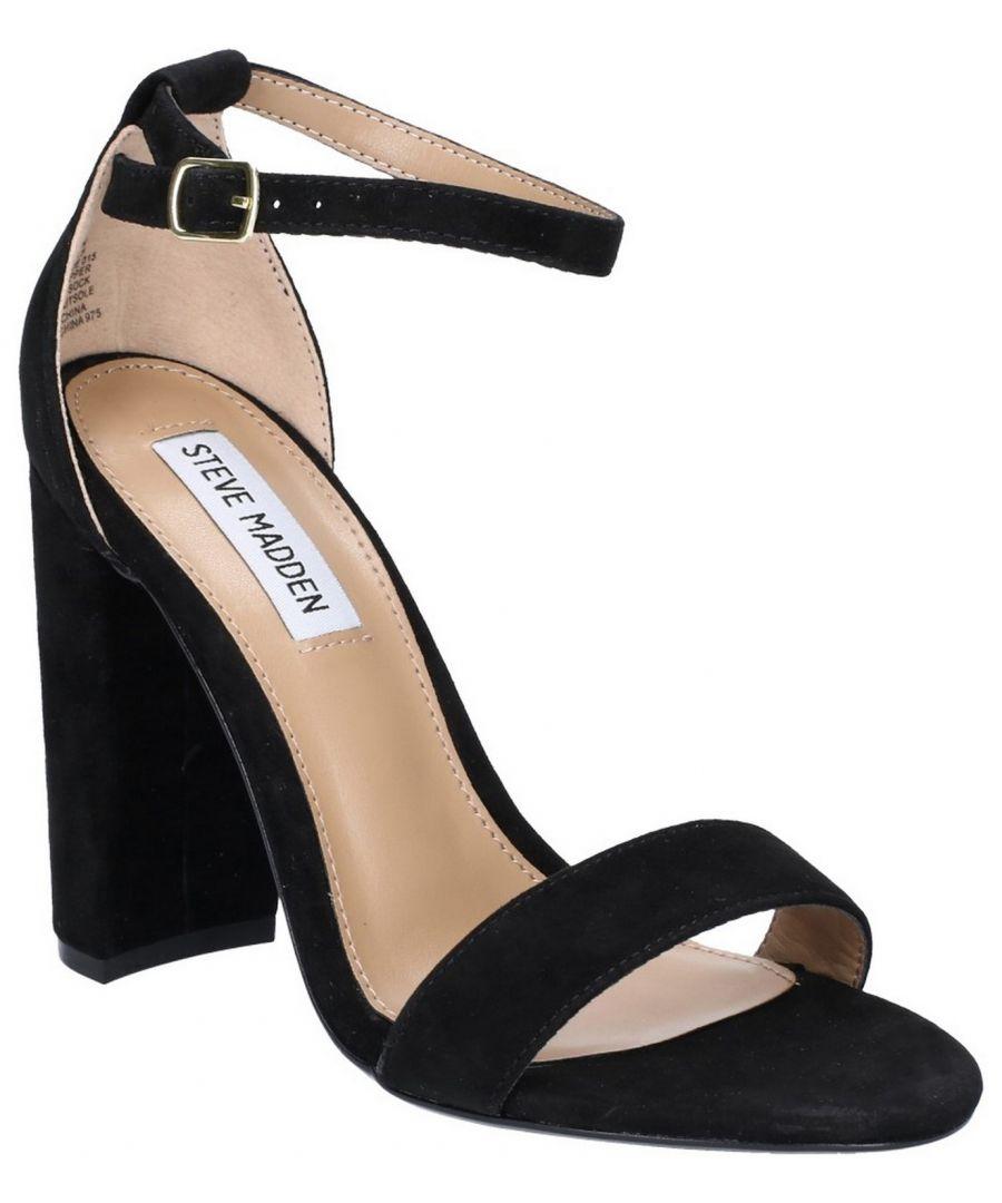 Image for Carrson Chunky heel Sandal