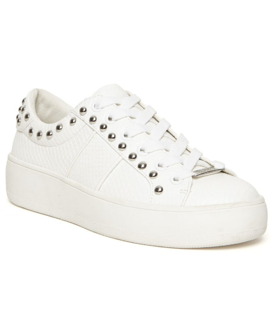 Image for Belle Lace Up Trainer