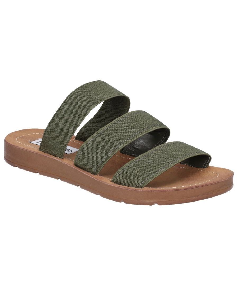 Image for Pascale Flat Sandal