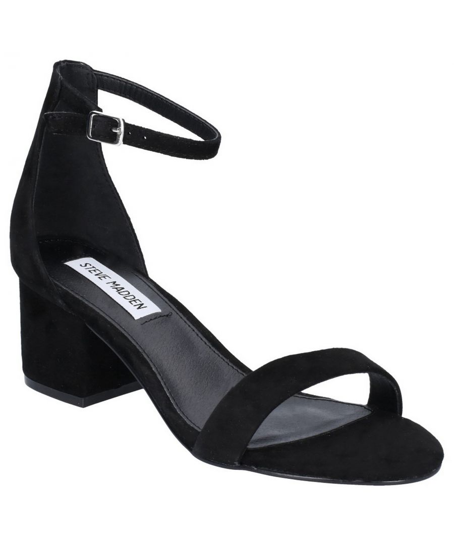 Image for Irenee Chunky Heel Sandal