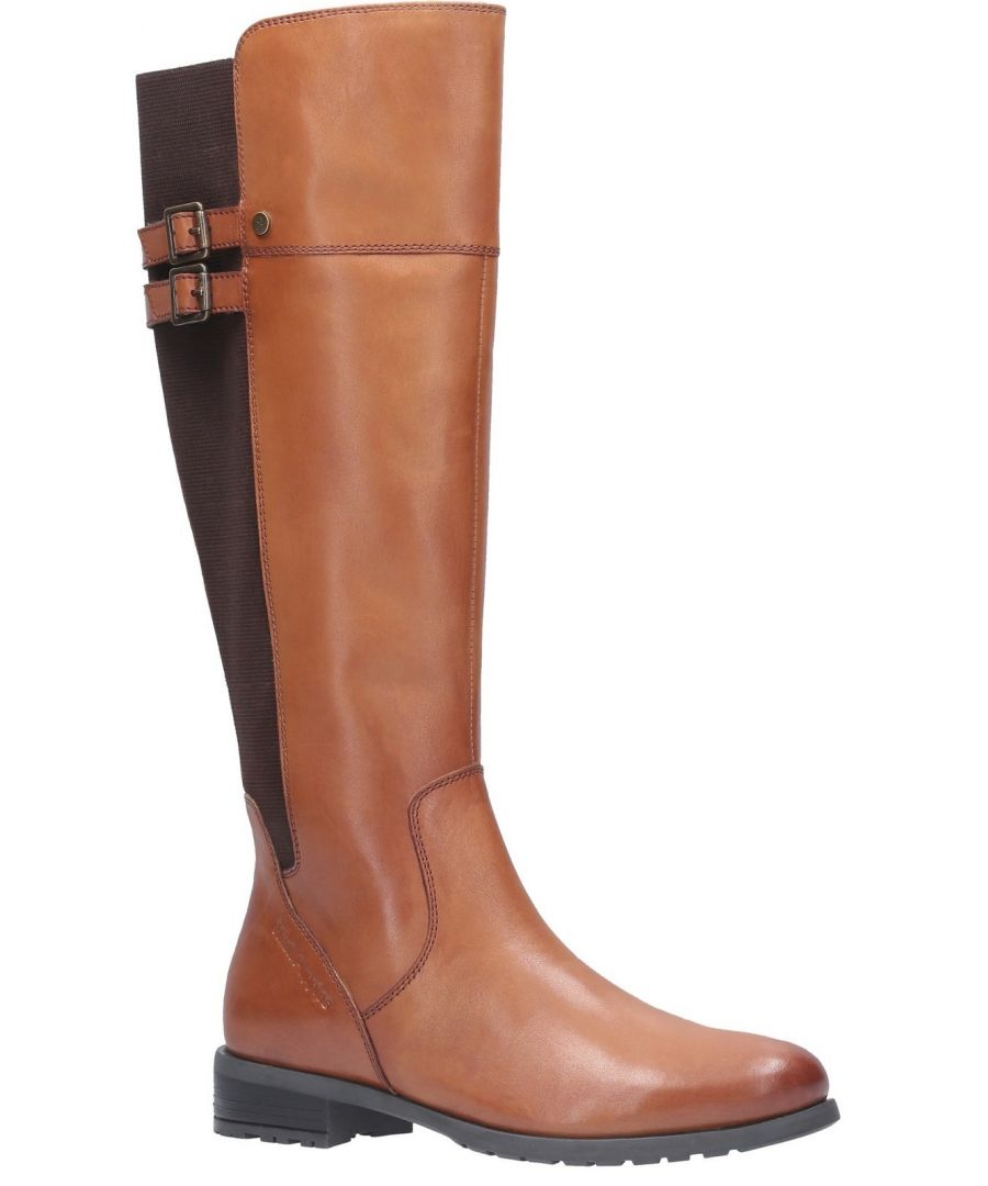 Image for Arla Long Zip Up Boot