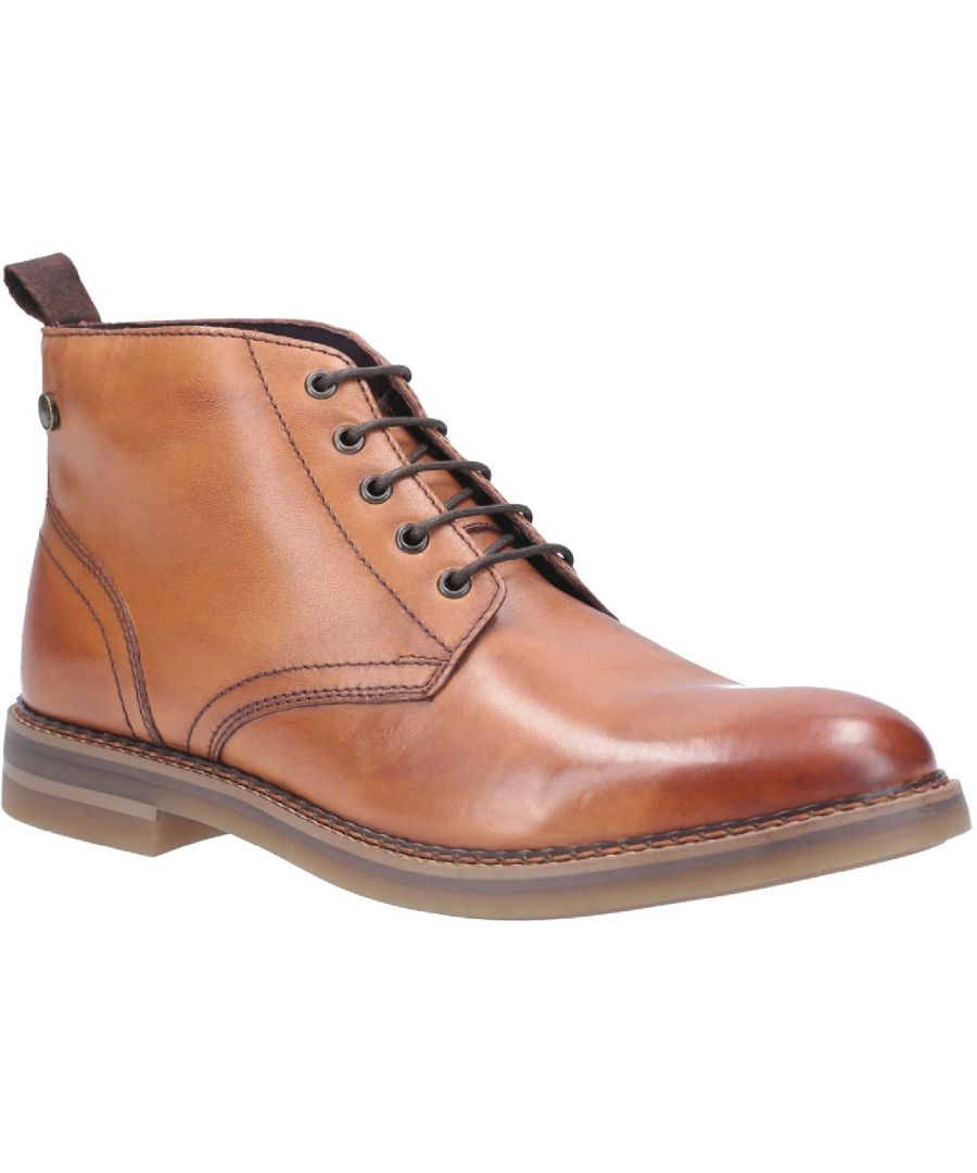 Image for Raynor Burnished Lace Up Boot