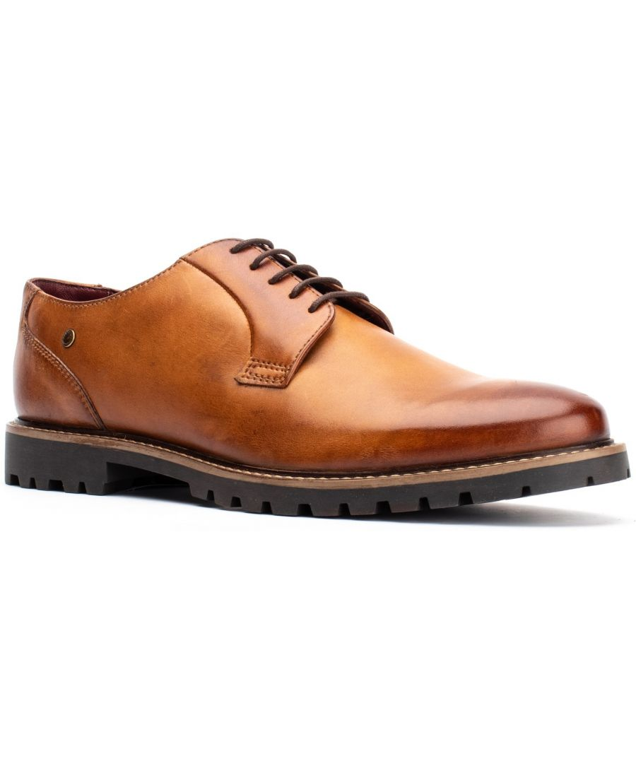 Image for Hogan Washed Lace Up Shoe
