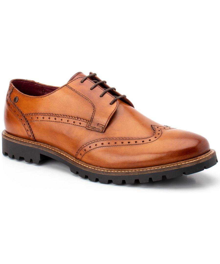 Image for Grundy Washed Lace Up Shoe