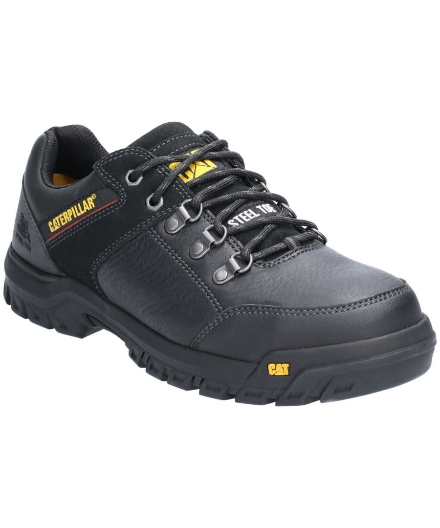 Image for Extension Lace Up Safety Shoe