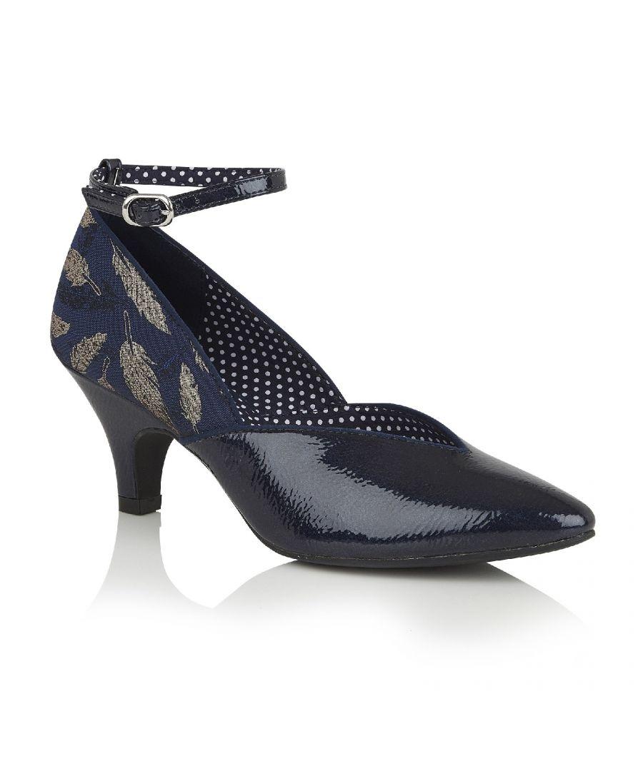 Image for Billie Buckle Shoe