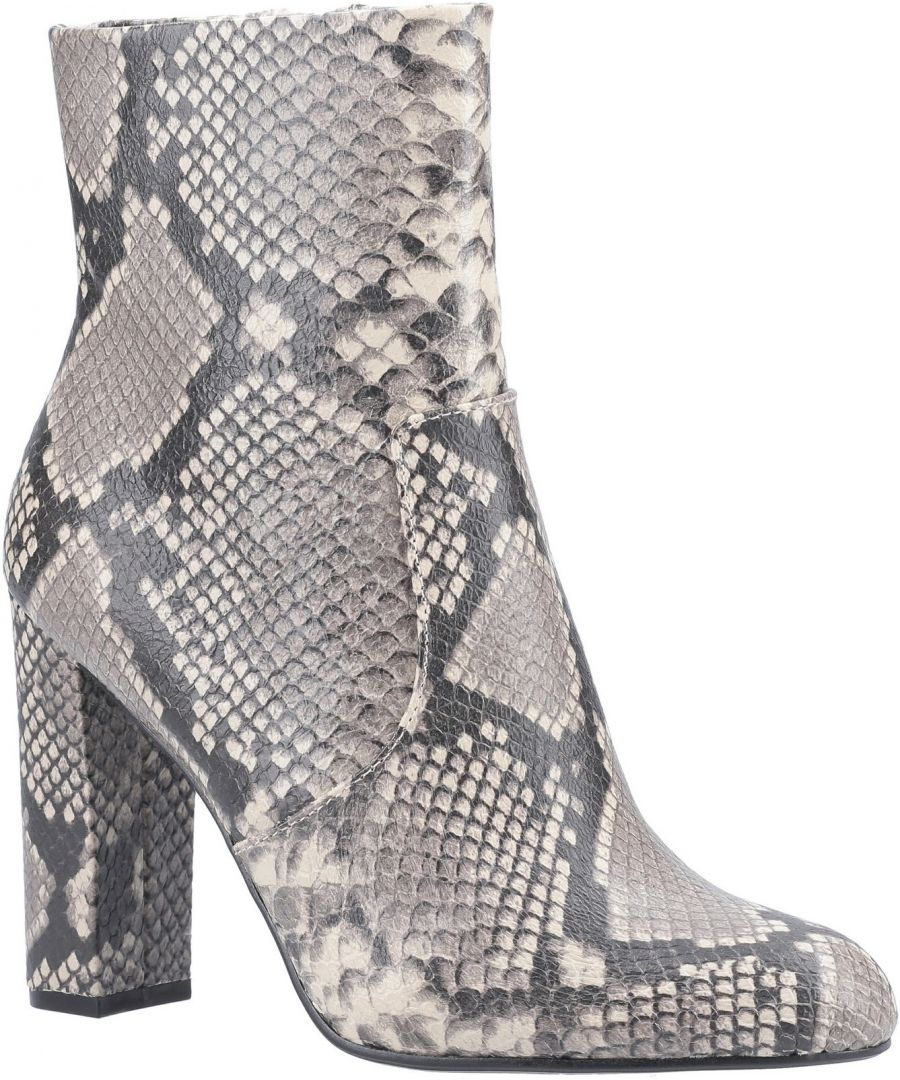 Image for Editor Zip Ankle Boot