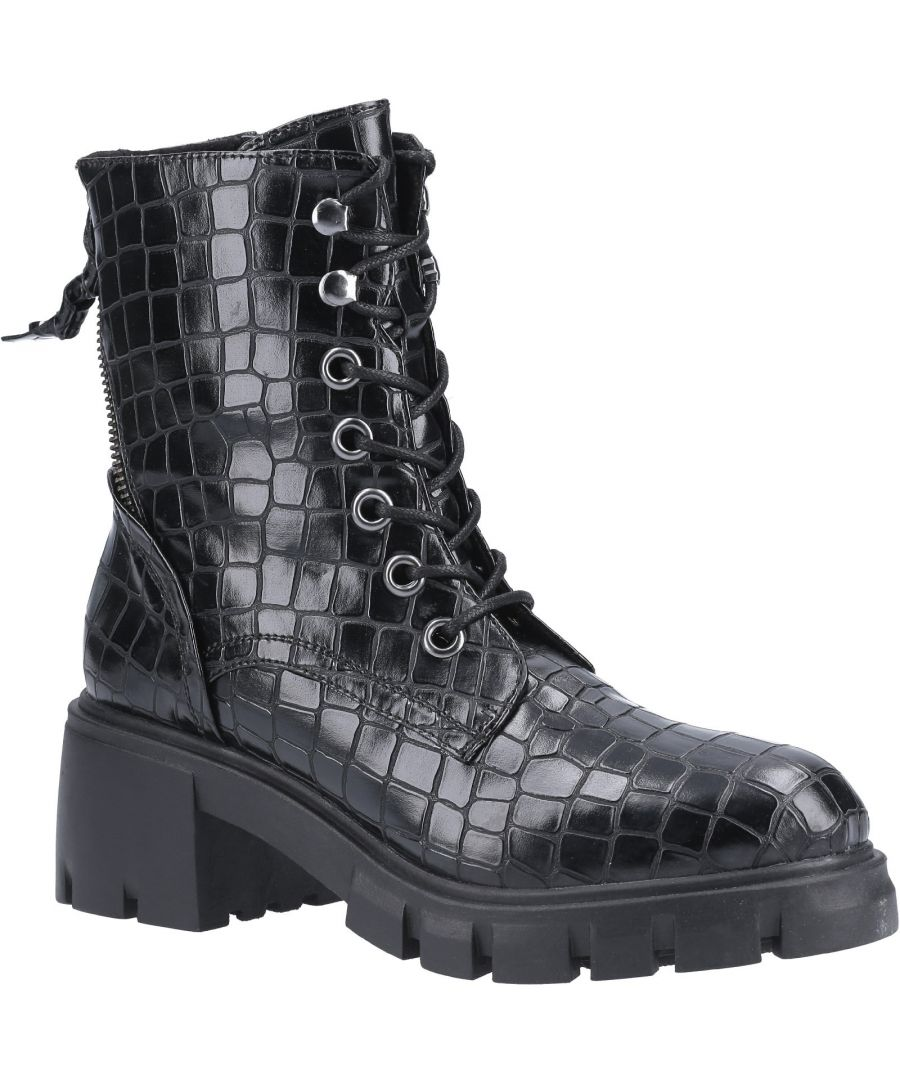 Image for Feyla Lace Up Boot