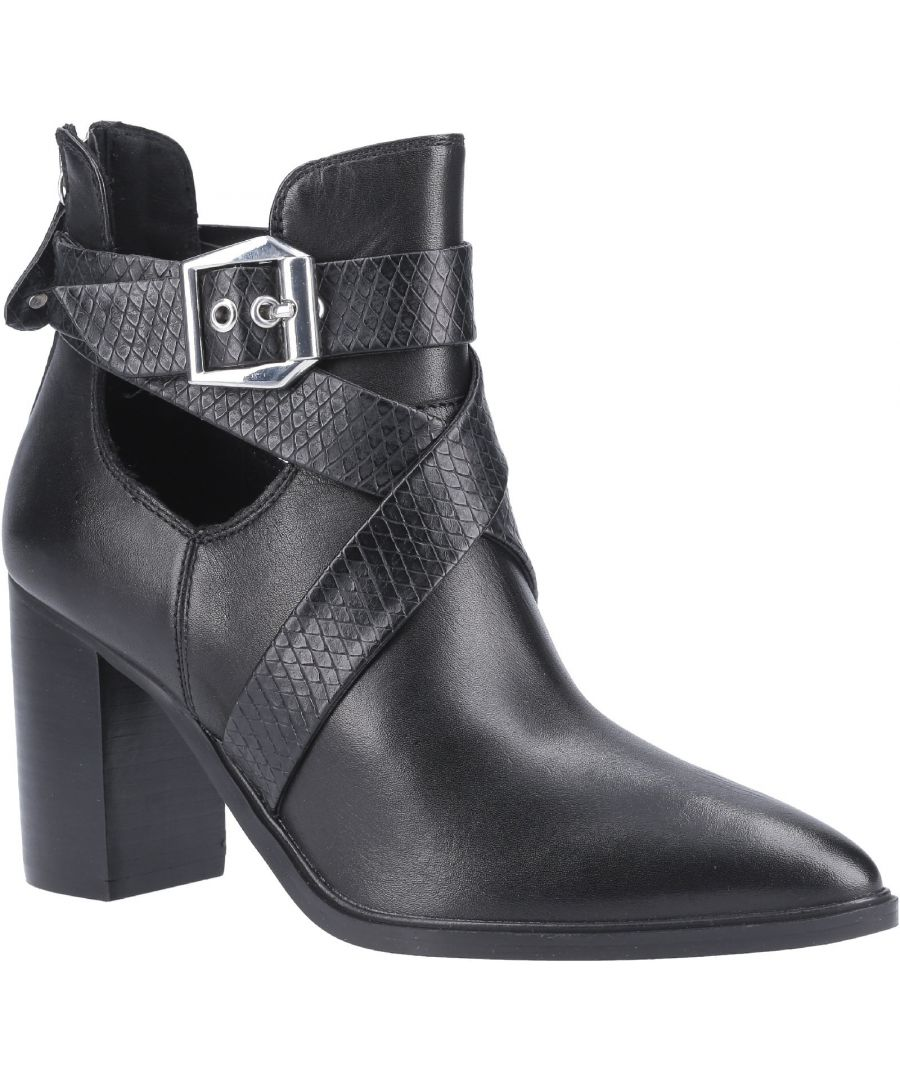 Image for Jizz Zip Ankle Boot