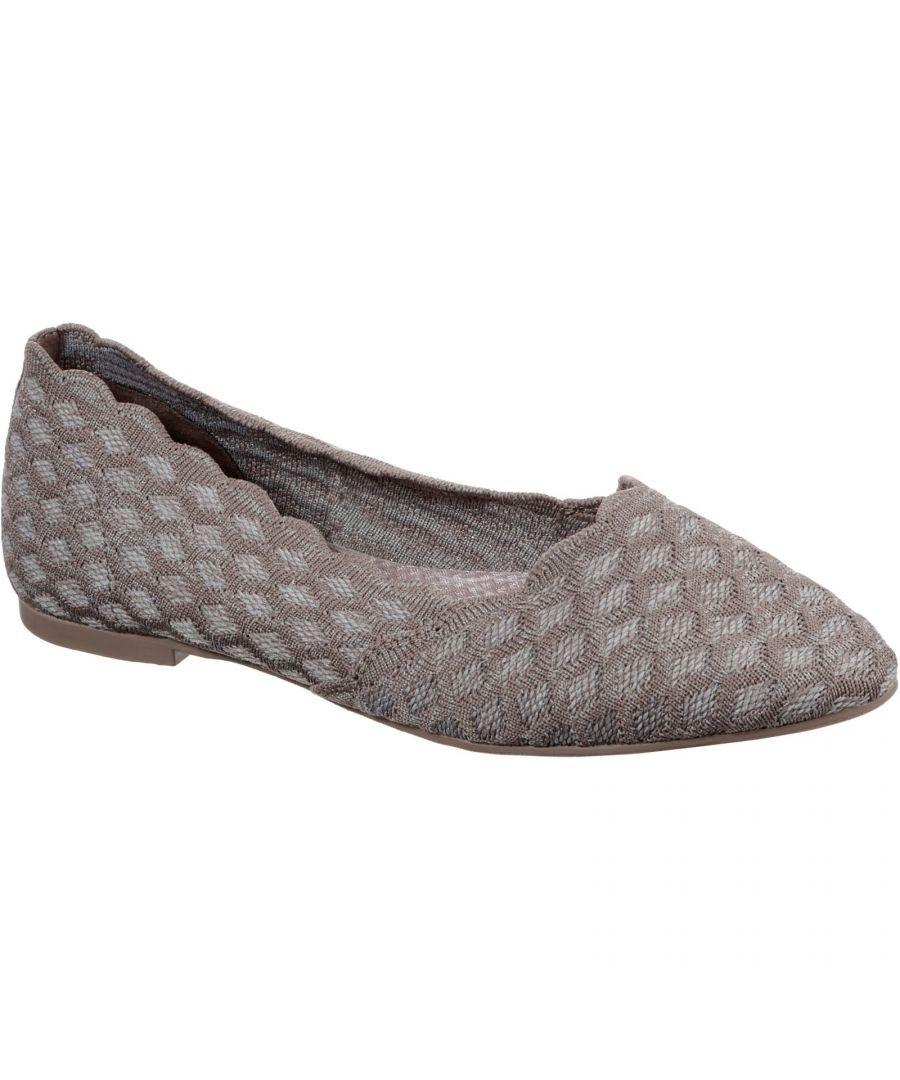 Image for Cleo Honeycomb Slip On Canvas