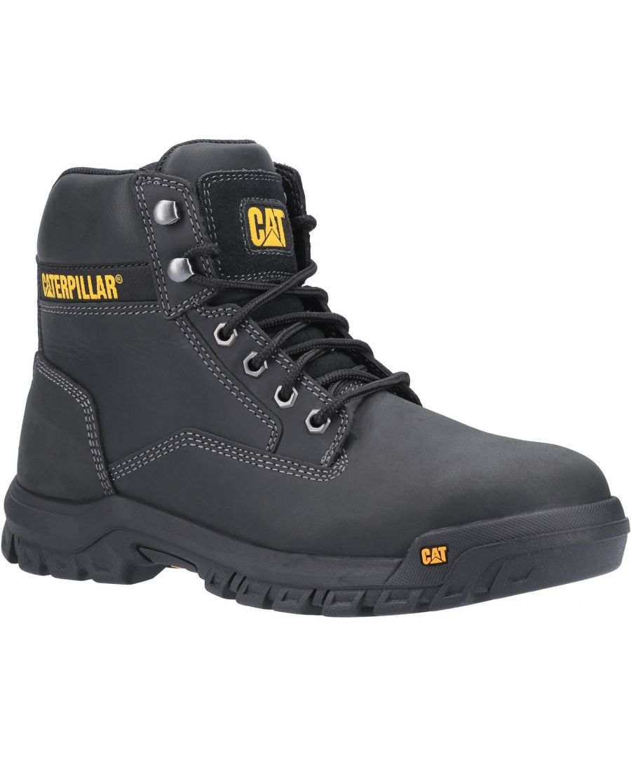 Image for Median S3 Lace Up Safety Boot
