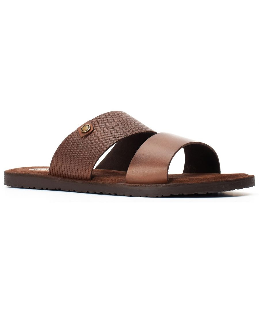 Image for Julius Waxy Slip On Sandal