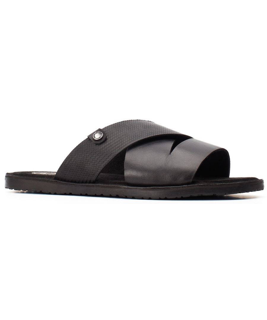 Image for Alecco Waxy Emboss Sandal