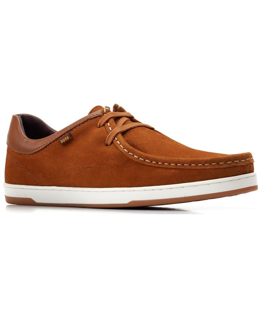 Image for Dougie Suede Lace Up Shoe