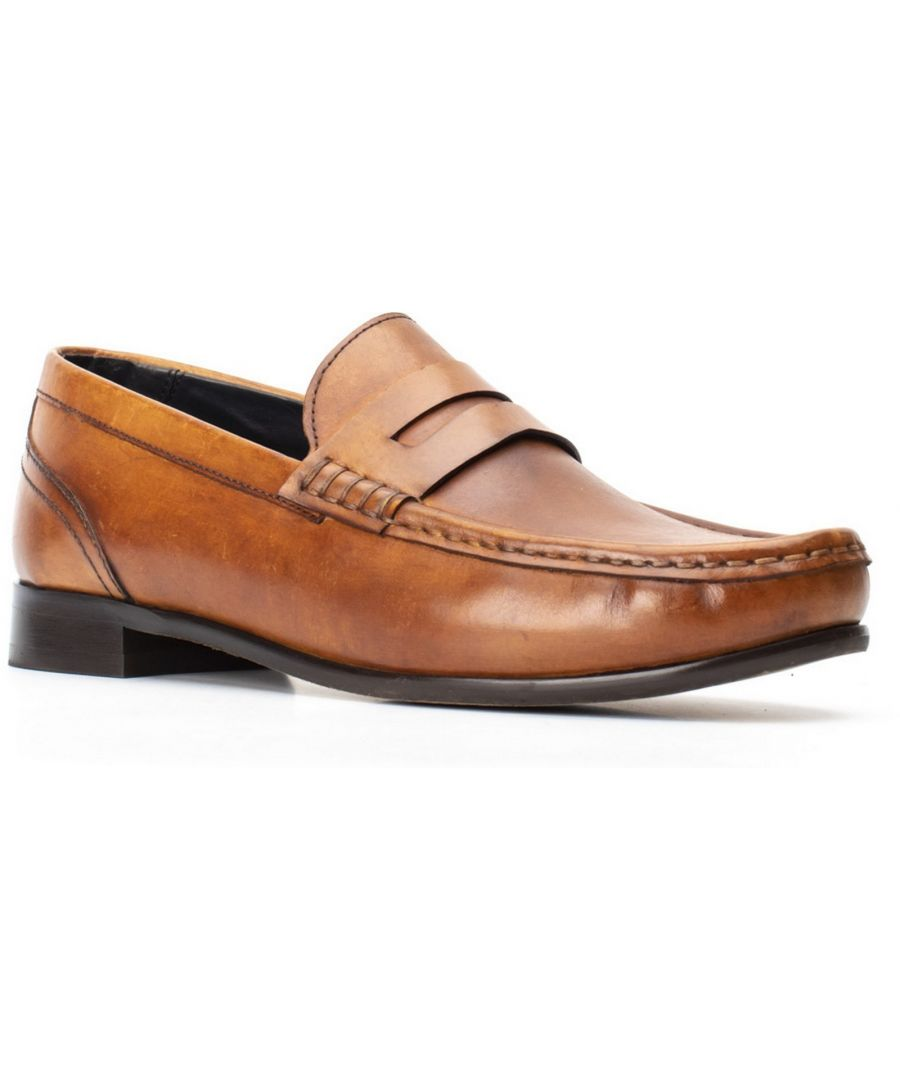 Image for Cassio Washed Slip On Shoe