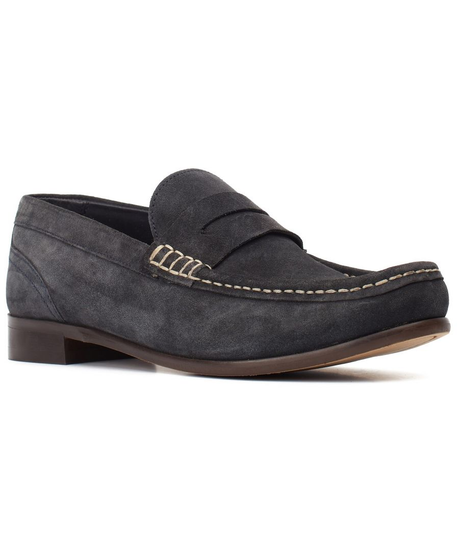 Image for Cassio Suede Slip On Loafer