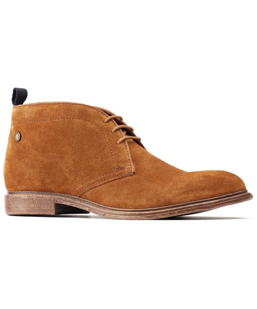 Image for Jasper Suede Lace Up Boot