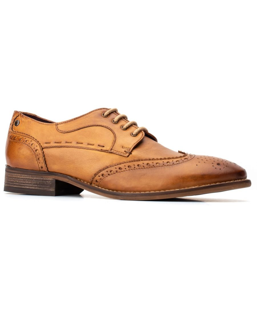 Image for Kitchin Softy Lace Up Brogue