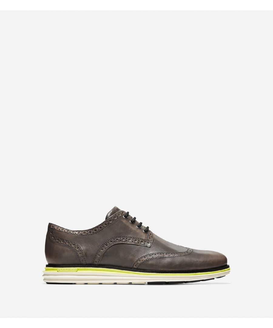 Image for OriginalGrand Wing Oxford Luxury Lace Up Shoe