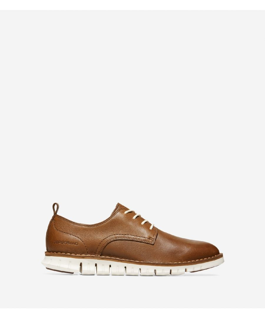 Image for Zerogrand Stitchout Oxford Lace Up Shoe