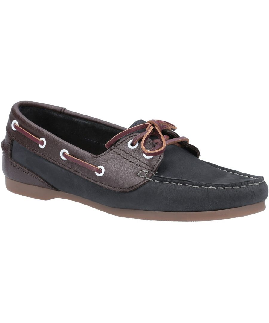 Image for Palafrugell Ladies Boat Shoe