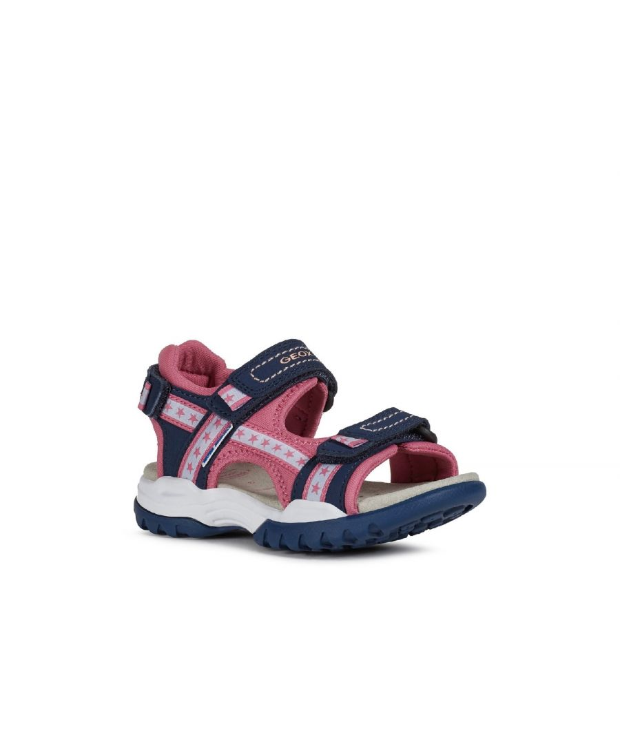 Image for J Borealis Girl A Touch Fastening Sandal