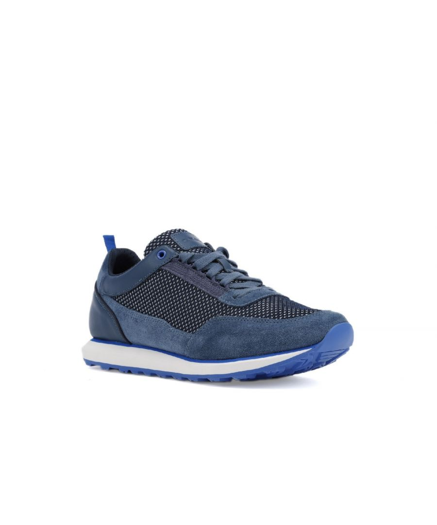 Image for U Volto C Lace Up Trainer