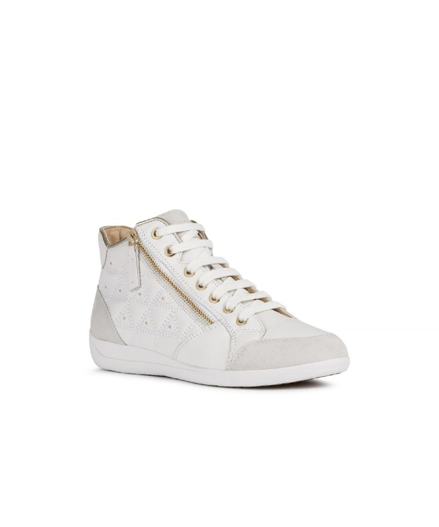 Image for D Myria B Lace Up Trainer