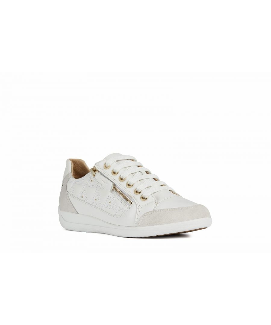 Image for D Myria C Lace Up Trainer