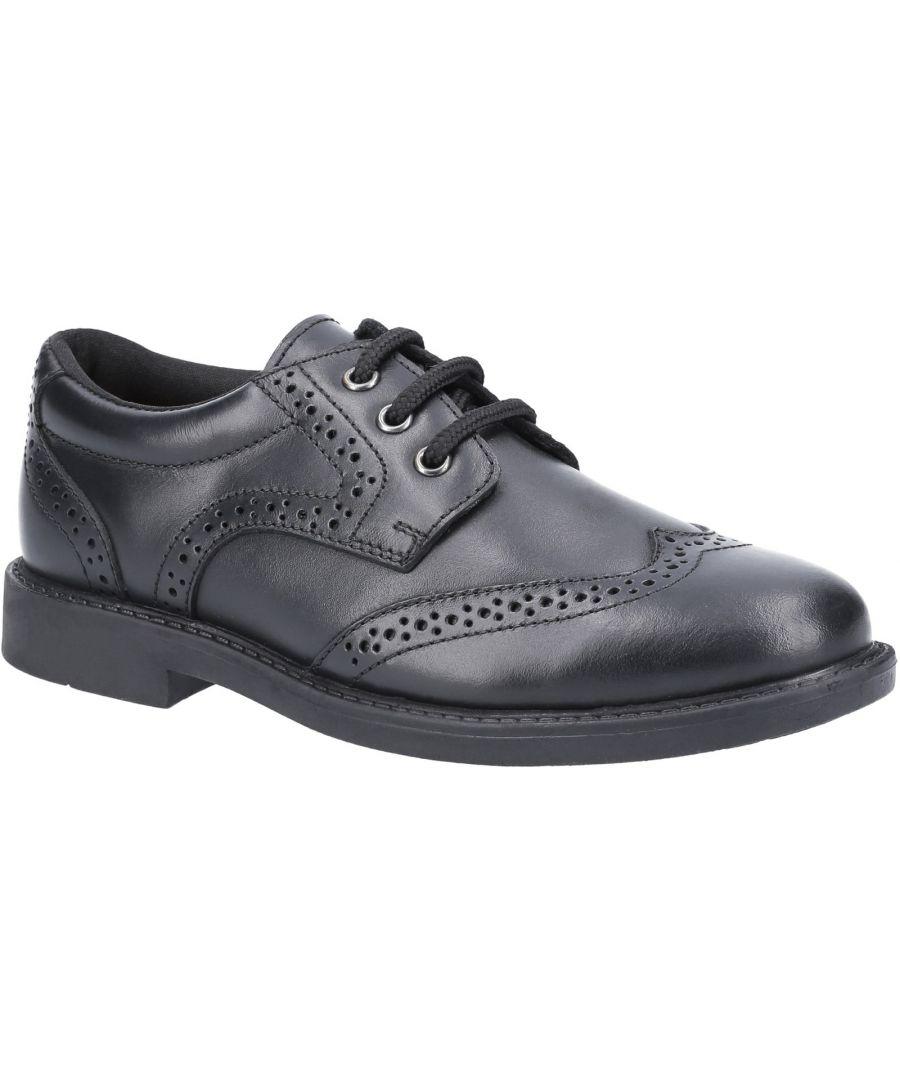 Image for Harry Senior School Shoe