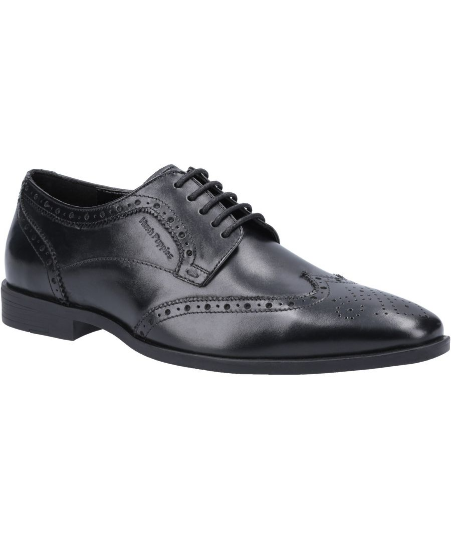 Image for Elliot Brogue Lace Up Shoe