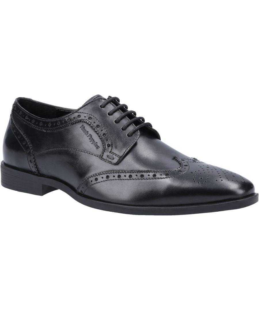 Image for Elliot Brogue Lace Up Shoe