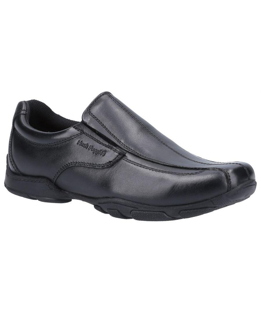 Image for Elijah Senior School Shoe